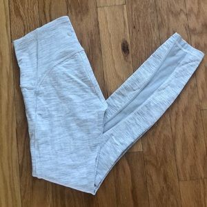 Lululemon Wunder Under High Rise Tight Luxtreme